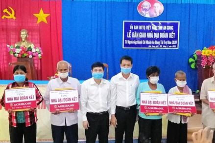 Mặt trận Tổ quốc huyện Tịnh Biên chăm lo tốt chính sách an sinh xã hội
