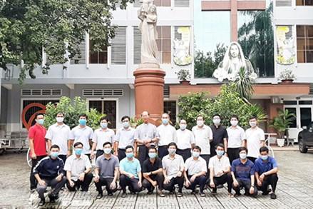Các tôn giáo tỉnh Đồng Nai tích cực tình nguyện tham gia tuyến đầu phòng chống dịch