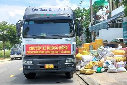 Quảng Nam: Vận động hỗ trợ lương thực, thực phẩm cho người dân TP HCM