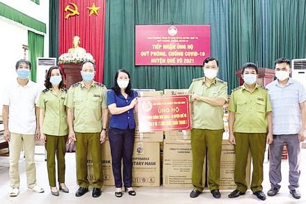 MTTQ huyện Quế Võ phát huy sức mạnh khối đại đoàn kết toàn dân tộc