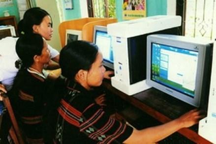 Ninh Thuận: Hỗ trợ đồng bào dân tộc thiểu số ứng dụng hiệu quả công nghệ thông tin