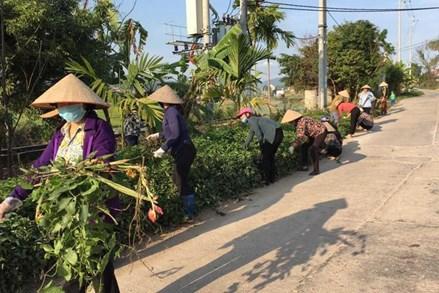 Đồng bào công giáo thị xã Quảng Yên hăng hái tham gia các phong trào thi đua yêu nước