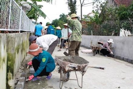 Chuyện thôn giáo Bình Yên làm theo lời Bác