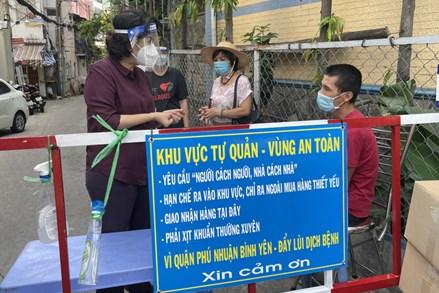 """TP HCM: Cư dân tại """"vùng xanh"""" sẽ được ưu tiên tiêm vắc-xin phòng Covid-19"""