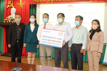 Lâm Đồng: Trên 70,6 tỷ đồng đóng góp ủng hộ Quỹ phòng chống dịch bệnh Covid-19