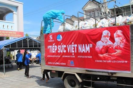 """Chương trình """"Tiếp sức Việt Nam"""" đến với các tỉnh thành"""