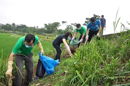 Hội Nông dân tỉnh Tuyên Quang: Chung tay xử lý rác thải, chống rác thải nhựa