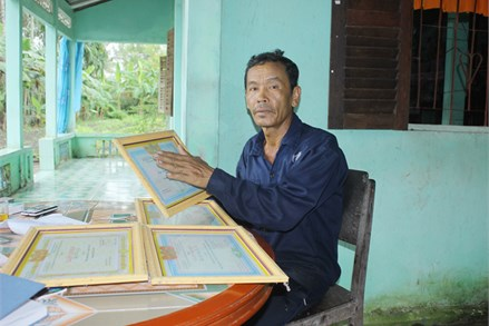 Những hộ đồng bào dân tộc Khmer vượt khó làm giàu
