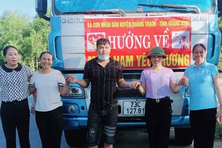 Mặt trận Tổ quốc Việt Nam các cấp huyện Quảng Trạch với công tác phòng, chống dịch Covid-19