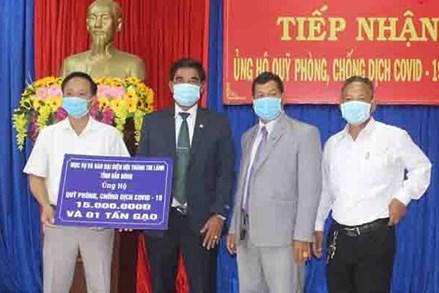 Toàn tỉnh Đắk Nông tiếp nhận gần 20 tỷ đồng ủng hộ phòng, chống Covid-19