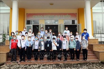 TP. Hồ Chí Minh: Tình nguyện viên tôn giáo tiếp tục lên đường hỗ trợ tuyến đầu chống dịch COVID-19