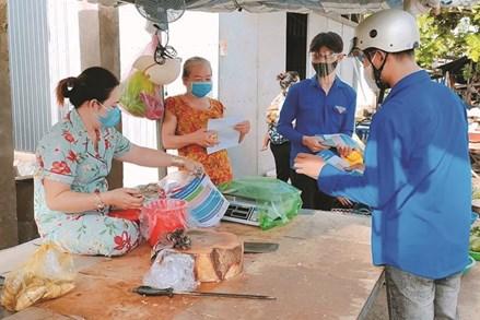 Đồng bào Khmer chung tay chống dịch