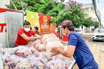 MTTQ quận Ninh Kiều: Thiết thực chăm lo đời sống nhân dân