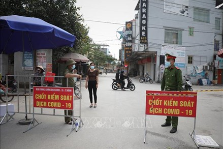 Mô hình tổ COVID cộng đồng Bắc Giang phát huy hiệu quả chống dịch