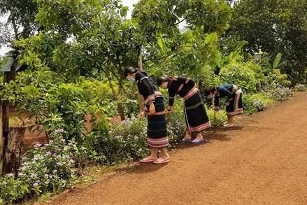 Nhân rộng và phát huy hiệu quả các Tổ tự quản bảo vệ môi trường ở huyện Chư Sê