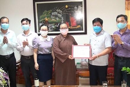 Ủy ban MTTQ huyện Tiền Hải: Vận động nhân dân chung tay phòng, chống dịch Covid-19