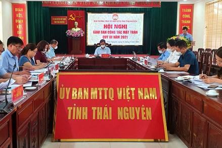 Thái Nguyên:Tiếp nhận trên 81,5 tỷ đồng vào Quỹ phòng, chống COVID-19