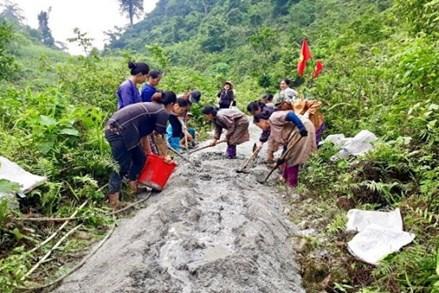 Hà Quảng nâng cao đời sống vật chất, văn hóa tinh thần cho đồng bào dân tộc thiểu số