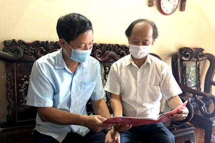 MTTQ huyện Thanh Thủy: Lực lượng nòng cốt trong phòng, chống dịch COVID-19