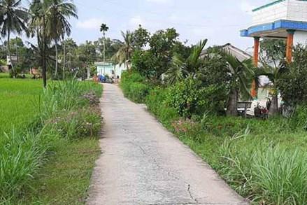 Đồng bào Công giáo tỉnh Long An chung tay bảo vệ môi trường, xây dựng nông thôn mới