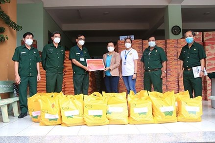 Hỗ trợ gia đình hội viên Hội Cựu chiến binh từ trần do dịch bệnh COVID-19