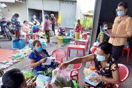 Đồng bào Khmer tỉnh Bạc Liêu nâng cao ý thức phòng chống dịch COVID-19