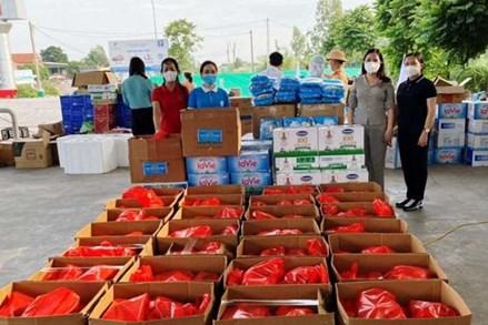 Ủy ban MTTQ tỉnh Thanh Hóa hỗ trợ người dân từ các tỉnh phía Nam hồi hương qua địa bàn