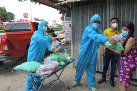 Phát huy vai trò của MTTQ các cấp tỉnh Quảng Ngãi trong công tác phòng, chống dịch