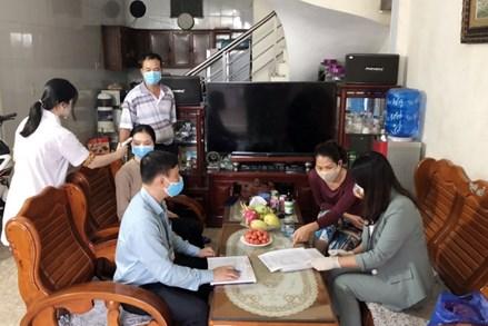 MTTQ các cấp tỉnh Quảng Ninh tăng cường giám sát công tác phòng, chống dịch Covid-19