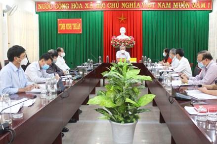 Ninh Thuận: Tọa đàm phản biện dự thảo chương trình, nghị quyết về thích ứng với biến đổi khí hậu, giai đoạn 2021-2030, tầm nhìn đến năm 2050