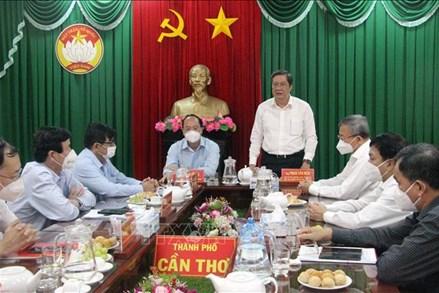 Cần Thơ, TP Hồ Chí Minh chia sẻ kinh nghiệm phòng, chống dịch COVID-19