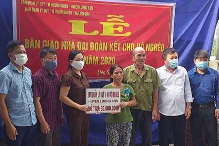 MTTQ huyện Lương Sơn: Khơi dậy sức mạnh đại đoàn kết toàn dân tộc