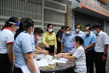 Lập 12 đoàn kiểm tra việc thực hiện hỗ trợ người lao động gặp khó khăn do COVID-19