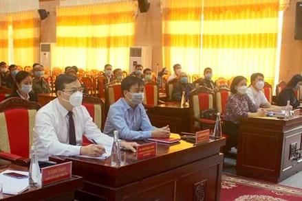 Ủy ban MTTQ tỉnh Tuyên Quang gặp mặt đại biểu tiêu biểu thực hiện nếp sống văn minh trong việc cưới việc tang