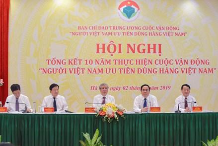 Khơi dậy niềm tự hào, tự tôn dân tộc trong tiêu dùng hàng Việt
