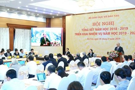 Thủ tướng: Xử lý nghiêm các trường đại học 'hữu danh vô thực'