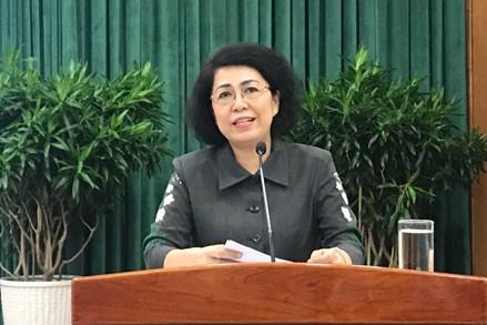 Ủy ban MTTQ Việt Nam TP HCM lần đầu tiên họp trực tuyến với 22 quận, huyện