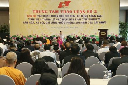 Xây dựng nền kinh tế Việt Nam tự lực, tự cường