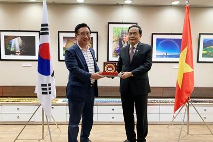 Cầu nối du lịch quan trọng giữa hai nước Việt Nam – Hàn Quốc