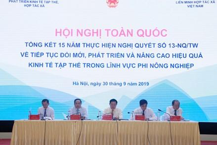 Phát huy vai trò của MTTQ và các đoàn thể trong đổi mới, nâng cao hiệu quả kinh tế tập thể