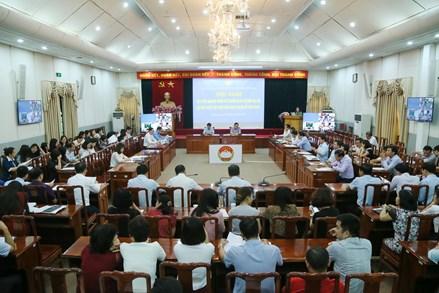 Xung lực mới, khí thế mới trong triển khai thực hiện Nghị quyết Đại hội