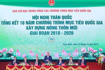 Tổng kết 10 năm Chương trình mục tiêu quốc gia xây dựng nông thôn mới
