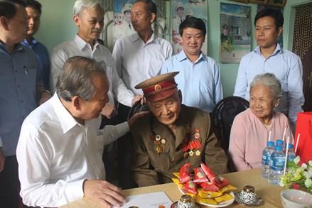 Phó Thủ tướng Thường trực dự Ngày hội Đại đoàn kết toàn dân tộc tại Đồng Nai