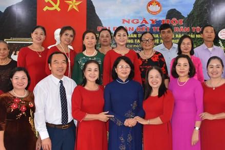 Đoàn kết xây dựng quê hương Ninh Bình văn minh, giàu mạnh