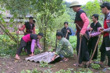 Sáng tạo trong xây dựng nông thôn mới