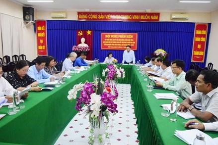 Phản biện dự thảo nghị quyết của HĐND tỉnh về hỗ trợ phát triển du lịch