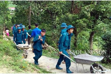 Mặt trận Tổ quốc huyện Văn Quan: Chăm lo giúp đỡ người nghèo