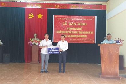 Ủy ban MTTQ Việt Nam tỉnh Kon Tum: Tổ chức Lễ bàn giao nhà đại đoàn kết do BIDV tài trợ