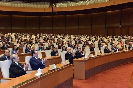 Kết quả kỳ họp thứ tám của Quốc hội tạo niềm tin, sự phấn khởi, đoàn kết