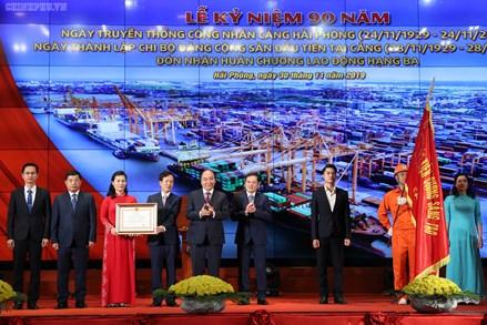 """Cảng Hải Phòng từ """"Bến Sáu Kho"""" tới """"Bến Trăm Kho"""""""